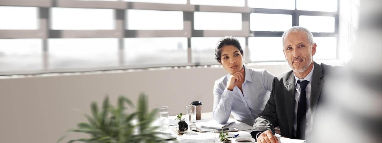 Das Haspa Private Banking bietet professionelle Vermögensberatung für Unternehmer an.