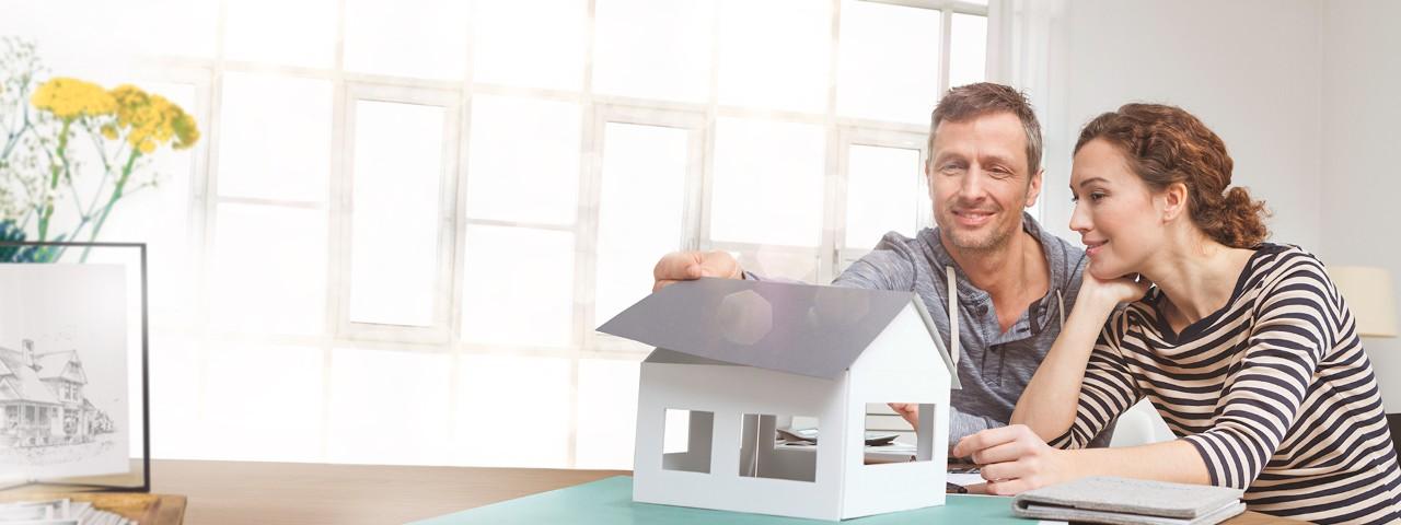 Die Haspa informiert Sie über notwendige Schritte bei der Planung und Finanzierung Ihrer Immobilie.