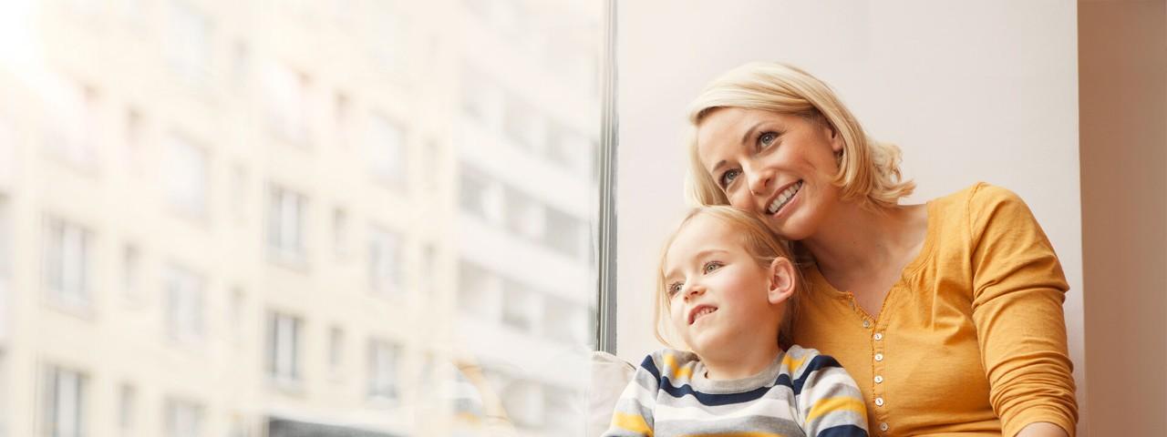 Mit den Versicherungen sorgen Sie für eine mögliche Berufsunfähigkeit, Erwerbsunfähigkeit oder den Todesfall vor.