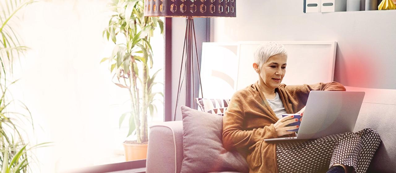 Mit dem Haspa Online-Banking können Geldgeschäfte online erledigt werden.