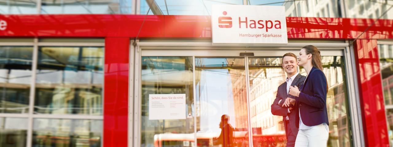 Die aktuellen Pressemitteilungen von 2015 der Haspa in der Übersicht.