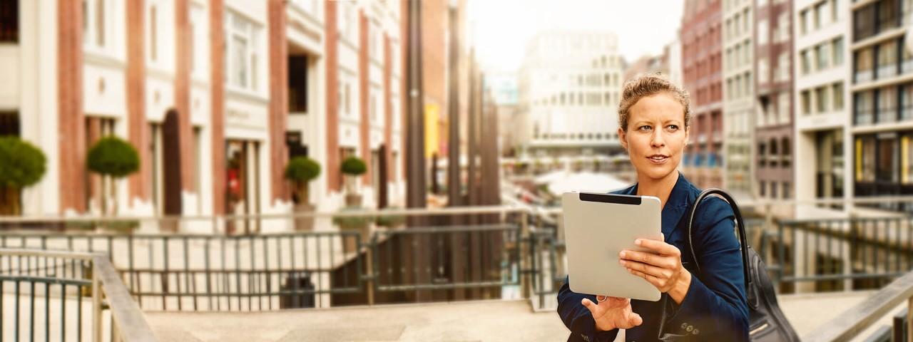 Die Haspa stellt im Auslandsgeschäft häufig verwendete Dokumente zum Download bereit.