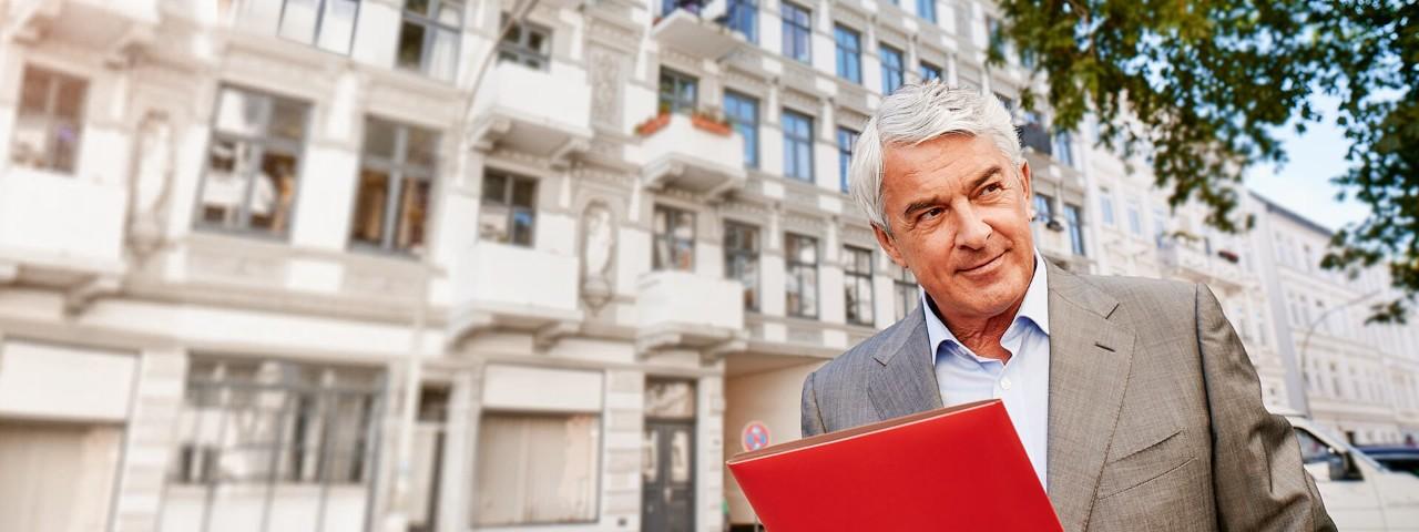 Mit dem UnternehmerSchutz der Haspa sorgen Sie für einen möglichen Ausfall für Ihr Unternehmen vor.